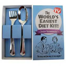 World's Easiest Diet Gag Gift Kit